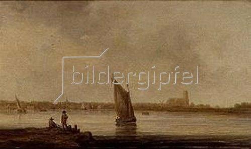 Aelbert Cuyp: Ansicht von Dordrecht.