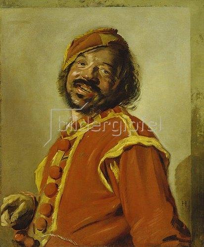 Frans Hals: Der Mulatte. 1628/30.