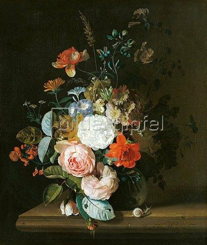 Jan van Huysum: Blumenstück.