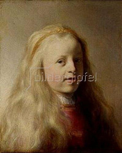 Jan Lievens: Bildnis eines jungen Mädchens. 1632/34.