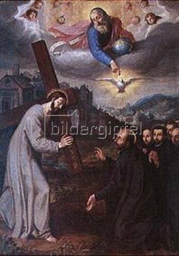 Deutsch: Die Sendung des Jesuitenordens.