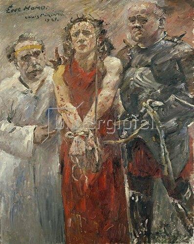 Lovis Corinth: Ecce Homo. 1925