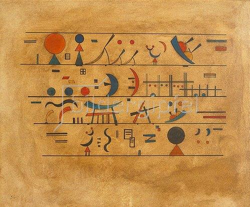 Wassily Kandinsky: Zeichenreihen. 1931