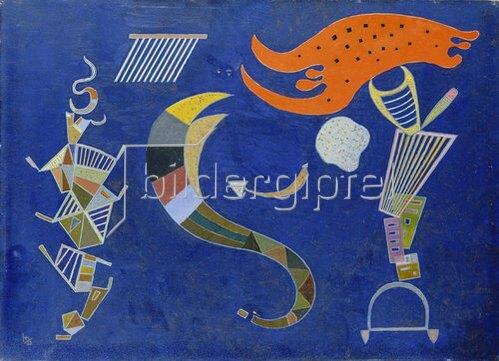 Wassily Kandinsky: Der Pfeil. 1943