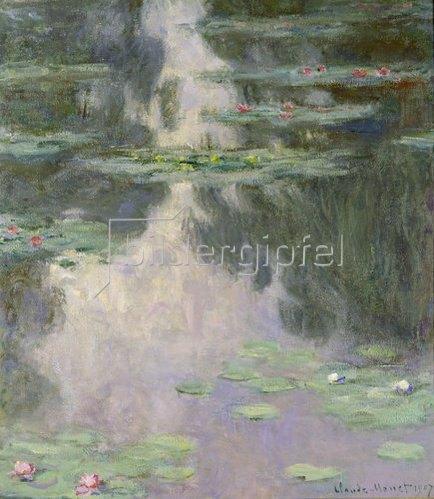 Claude Monet: Nymphéas. 1907