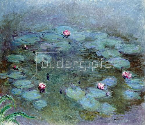 Claude Monet: Nymphéas. 1914-17