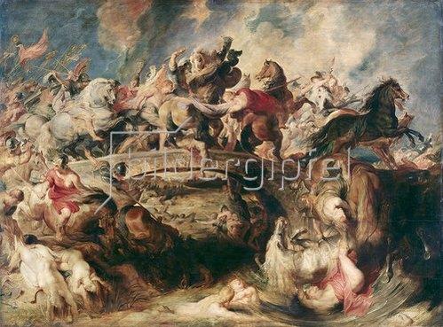 Peter Paul Rubens: Die Amazonenschlacht