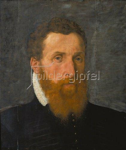 Frans Floris de Vriendt: Leonhard Thurneysser zum Thurn von Basel, Bildnis