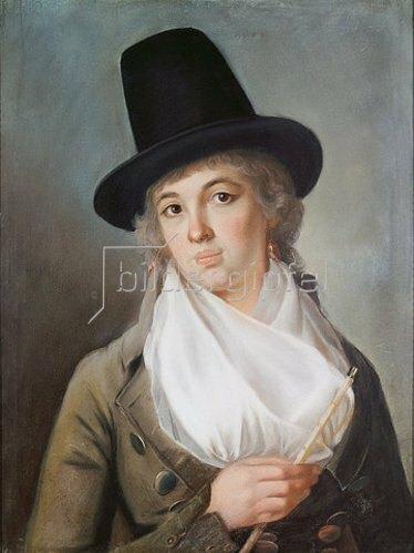 Jacques Samuel Louis Piot: Madame Berdez-Barnaud. 1793.