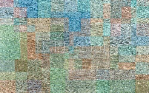 Paul Klee: Polyphonie. 1932.