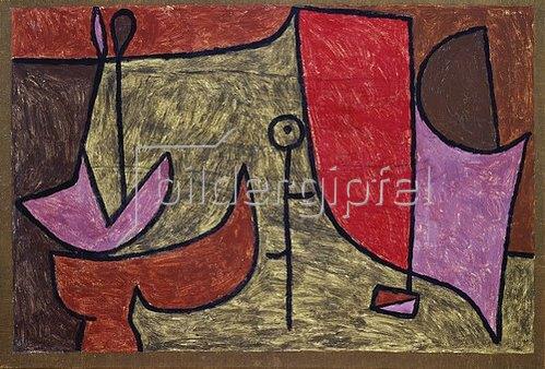 Paul Klee: Stilleben am Schalttag.