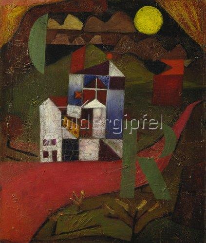 Paul Klee: Villa R. 1919.