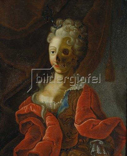 Giuseppe Arcimboldo: Vanitas.