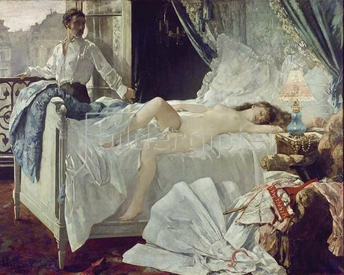 Henri Gervex: Rolla. 1878.