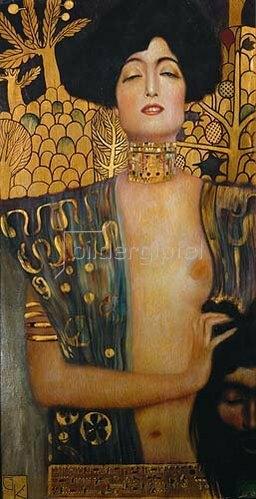 Gustav Klimt: Judith I., 1901