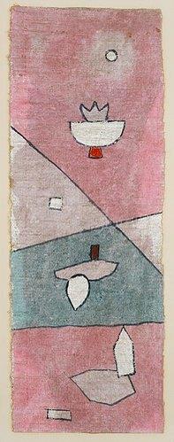 Paul Klee: Pflanzen-analytisches. 1932.