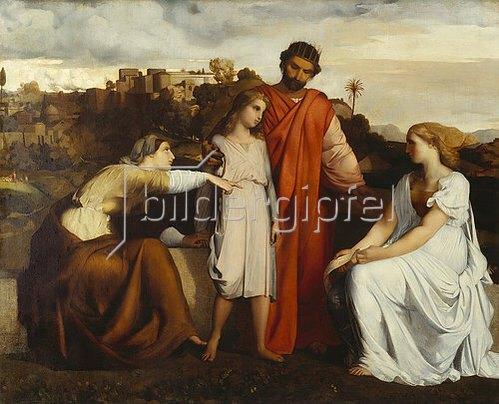 Barthélémy Menn: Salomo wird der Weisheit übergeben.