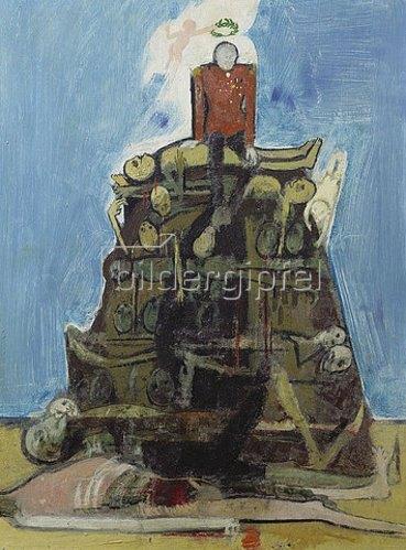 Walter Kurt Wiemken: Das Denkmal des Generals. 1937.