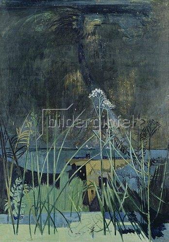 Walter Kurt Wiemken: Die Nacht. 1940.
