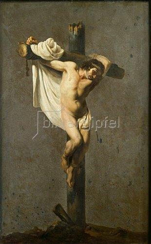 Thomas de Keyser: Der Schächer am Kreuz.