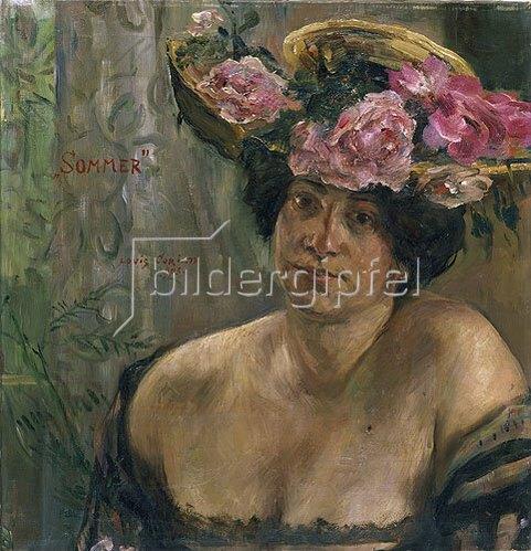 Lovis Corinth: Sommer. 1905