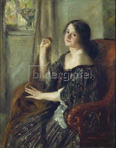 Lovis Corinth: Petermannchen. 1902.