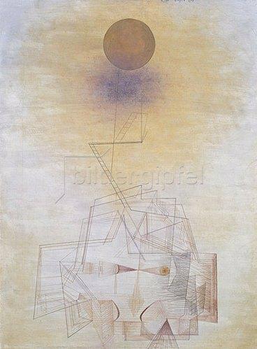 Paul Klee: Grenzen des Verstandes. 1927