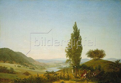 Caspar David Friedrich: Der Sommer. 1807