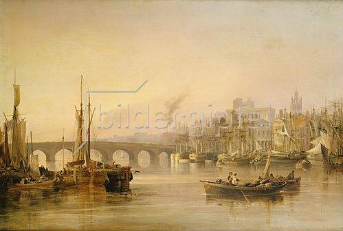 Thomas Miles Richardson d.Ä.: Newcastle on Tyne. 1831