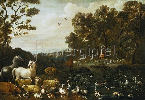 Schön Der Garten Eden Von Lambert De Hondt