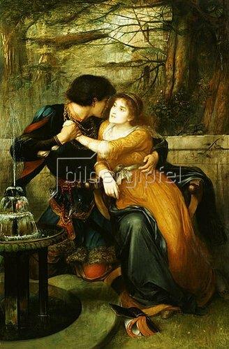 Charles Edward Halle: Paolo und Francesca.