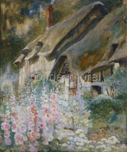 David Woodlock: Anne Hathaway's Cottage.