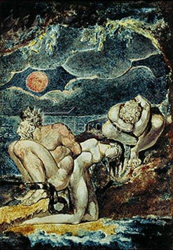 William Blake: Die Vision der Kinder Albions.