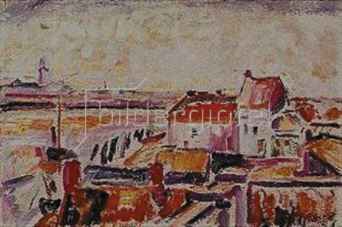 Emile Othon Friesz: Pont d'Anvers.