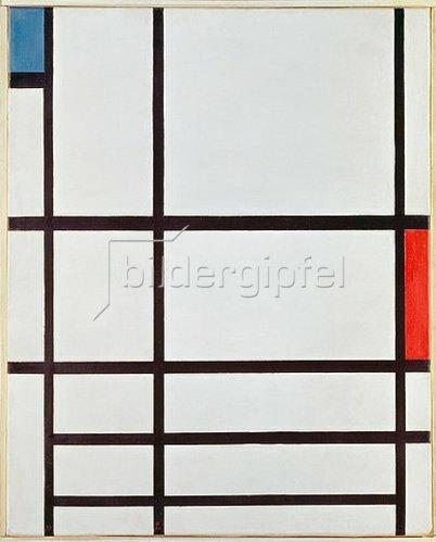Piet Mondrian: Komposition II., 1937