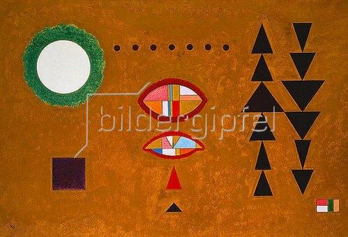 Wassily Kandinsky: Weiss - weiss. 1929