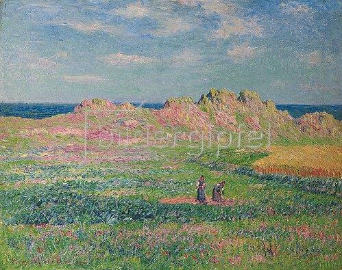 Henri Moret: L'Île d'Ouessant. 1901