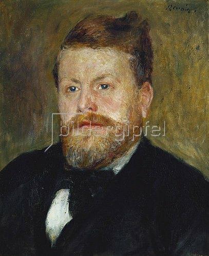 Auguste Renoir: Bildnis Jacques-Eugene Spuller.