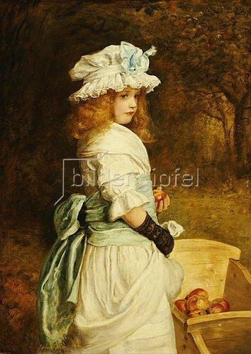 Sir John Everett Millais: Pomona. 1882