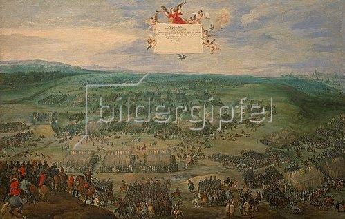 Pieter Snayers: Die Schlacht am Weißen Berg am 8.11.1620.
