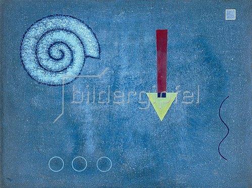 Wassily Kandinsky: Grüne Spitze. 1932.