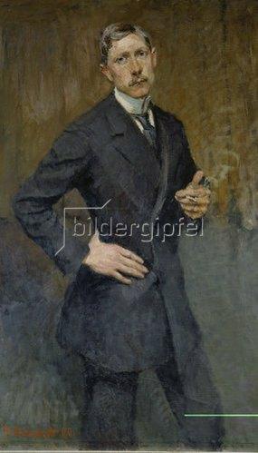 Konrad von Kardorff: Bildnis des Herrn von Salzmann.