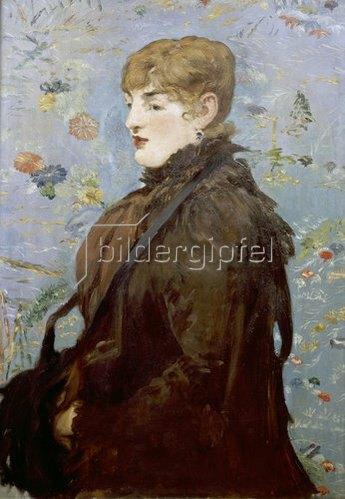 Edouard Manet: Herbst (oder: Mery Laurent). 1881