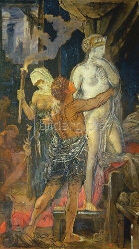 Gustave Moreau: Messalina.