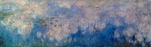 Claude Monet: Nymphéas. Paneel B II.