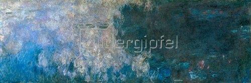 Claude Monet: Nymphéas. Paneel A II.