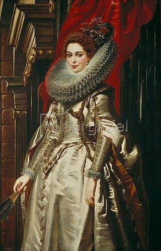 Peter Paul Rubens: Die Marchesa Brigida Spinola Doria. 1606