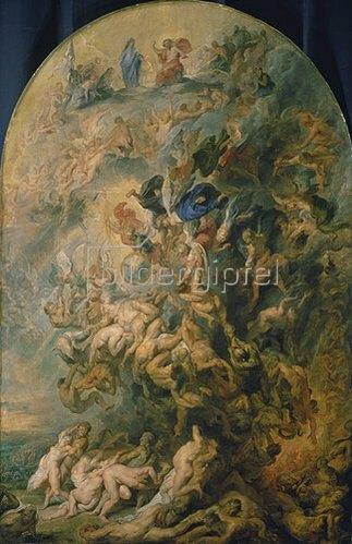 Peter Paul Rubens: Das Kleine Jüngste Gericht. Um 1620