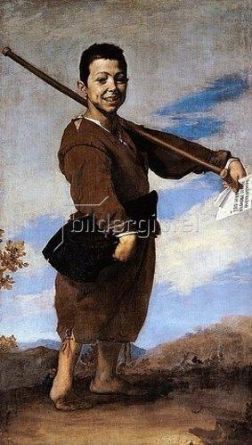 Jusepe de Ribera: Der Klumpfuss. 1642.