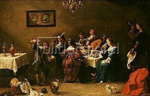 David Teniers: Die fünf Sinne